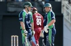 WATCH LIVE: West Indies v Ireland, T20 International