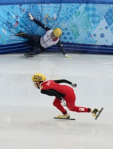 Winter Olympic Village: Day 13