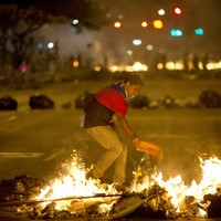 Man allegedly 'raped with gun' after arrest in Venezuela protests