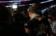 Uncaged: Rousey looking to add another arm to her collection
