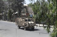 Taliban targets Afghan government offices in attack on key city
