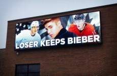 'Loser Keeps Bieber' bet on Olympic hockey game goes hilariously wrong