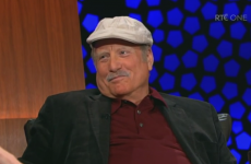 Richard Dreyfuss breaks down on Late Late after meeting Jaws co-star's granddaughter