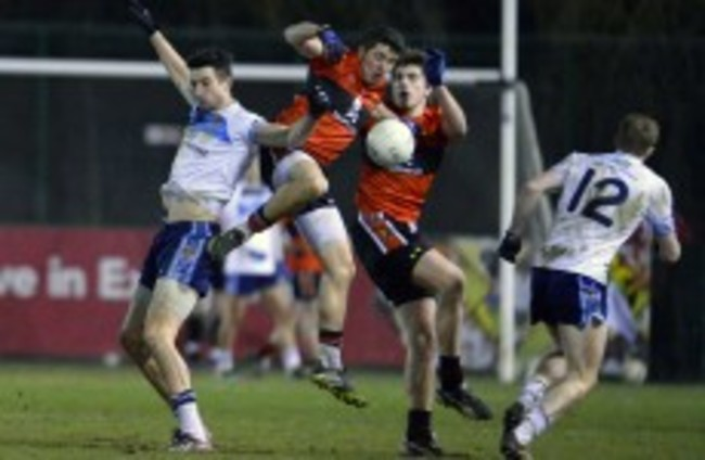 As it happened: UCC v UUJ, Sigerson Cup final
