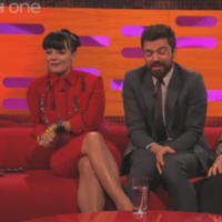 Dominic Cooper told a mortifying story about exposing himself on Graham Norton