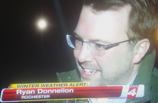 Man interviewed on local news gives PERFECT description of winter