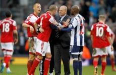 Premier League wrap: Goal-line technology earns West Brom valuable draw