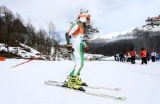 Conor Lyne ensures Ireland sign off from Sochi on a positive note