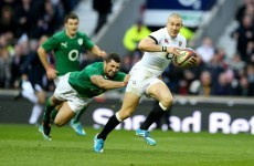 Scintillating Mike Brown the difference as Ireland left to rue Triple Crown slip