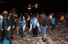 Over 400 migrants fleeing Libyan unrest rescued off Italian coast
