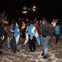 Over 400 migrants fleeing Libyan unrest rescued off Italian coast