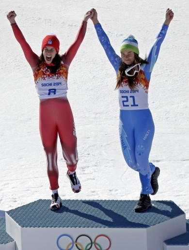 From Russia with love: 7 examples of sportsmanship at the Sochi Olympics