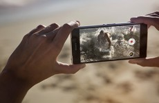 Sony's waterproof flagship phone bets big on HD video