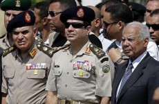 Egypt's entire interim government has resigned