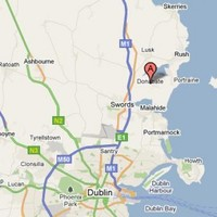 Man struck and killed by train in Co Dublin
