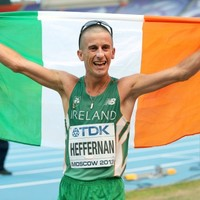 Rio still on the radar for World Champion Heffernan but Zurich the main goal for 2014