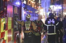 Four people hospitalised after house fire in Dublin