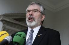My office is dealing with more claims of garda malpractice --- Gerry Adams