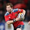 Munster scrum-half Sheridan ruled out with broken forearm
