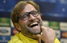 Germany job 'a very attractive proposition', admits Klopp