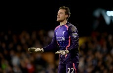 Mignolet calls for Liverpool to cut out mistakes