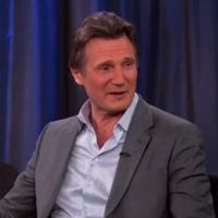 Liam Neeson burned the backside off Ireland on Jimmy Kimmel last night