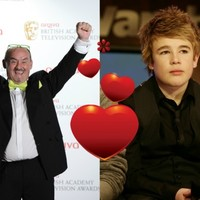 Eoghan Quigg's Eurovision effort gets a helping hand from Mrs Brown