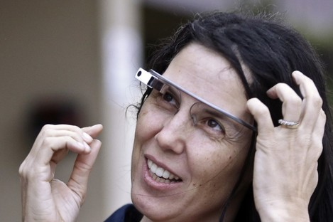 Cecilia Abadie was given a ticket for wearing Google Glass while driving. She was dismissed last month as there was no proof the device was on while she drove.