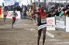 Two of Kenya's world champions will race in Ireland later this year