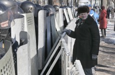 Ukraine's feared 'Berkut' riot police to be disbanded