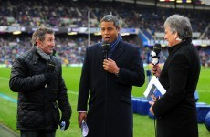 France like 'clowns in the circus' - Guscott