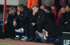Moyes mystified by United's Greek tragedy