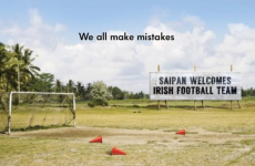New Irish Volkswagen ad makes brilliant Saipan row reference