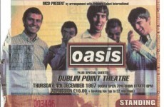 12 moments of nostalgia from Ireland's love affair with Oasis
