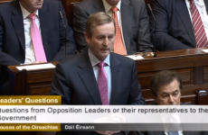 """Minister Shatter is not one to mislead the Dáil"" - Taoiseach defends Shatter"