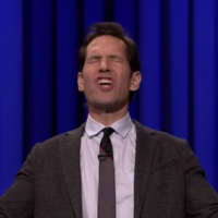 Paul Rudd blows Jimmy Fallon out of the water in superb lip sync battle