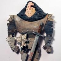 Irish artist creates beautiful Game of Thrones-inspired action figures