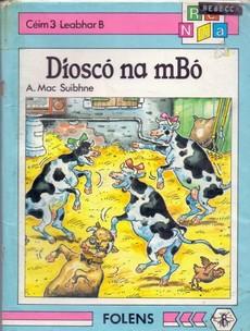 Every nineties Irish schoolkid will remember these books