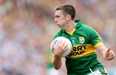 Boost for Kerry as county stars return to training