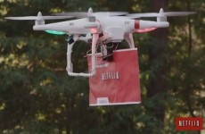 Netflix deliver epic takedown of Amazon's drone plans in parody video