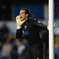 David Forde is playing the waiting game with his Millwall future