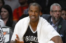 On the first day of sales, Jason Collins had the best-selling jersey in the NBA