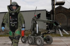 Bomb squad defuses three viable bombs found in suburban estate