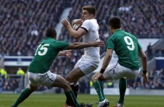 Owen Farrell's ticket for the Ireland game sold for £440 and the RFU want to know how