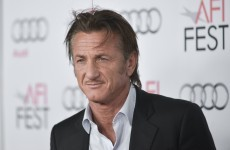Sean Penn to present human rights award in Dublin