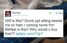 7 reasons why Irish Rail are dead right to ban train drinking