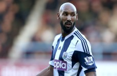Anelka gets five-match ban for 'quenelle'