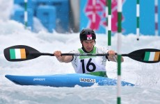 Three-time Olympian Eoin Rheinisch signals end to career