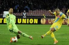 Napoli sink Swansea, Porto win dramatic Europa League tie