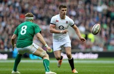 Owen Farrell absolved of wrongdoing by RFU over £440 ticket sale
